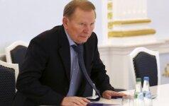L. Kučma: Donbaso respublikų dokumentų pripažinimas Rusijoje – kelias įšaldyto konflikto link