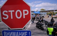 Įvažiavimas į Baltarusiją su Rytų Ukrainos separatistų išduotais dokumentais ir toliau neįmanomas