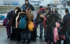 Stringa pabėgėlių perkėlimas į Lietuvą