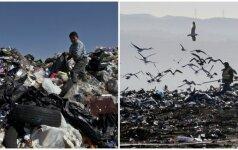 Ligų ir pavojaus bomba: baisiausios vietos pasaulyje