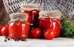 9 patarimai, kaip virtuvėje laikyti produktų atsargas