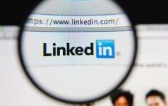 """EK pritarė """"Microsoft"""" susitarimui įsigyti socialinį tinklą """"LinkedIn"""""""