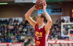 Blankiai Ispanijoje žaidusių lietuvių akistatoje – M. Pociaus komandos pergalė