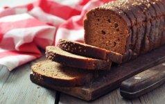 Aktualu norintiems sulieknėti: ar duona tukina