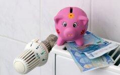 Kaip sulaukti mažesnių šildymo sąskaitų?