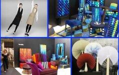 Lietuvos dizainerių įspūdžiai iš Paryžiaus dizaino parodos