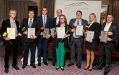 """Latvijos dienų metu įteikti """"Nameja Balva 2016"""" verslo apdovanojimai"""