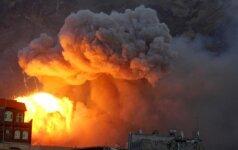 """Jemene per reidą JAV pajėgos nukovė septynis """"al Qaeda"""" kovotojus"""