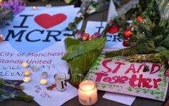Mančesterio sprogdintojas sakė trokštąs atkeršyti už draugo nužudymą