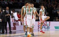 FIBA organizuojamą Čempionų lygą pasirinko 12 Turkijos klubų