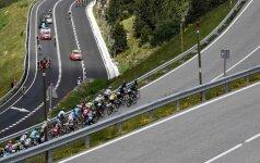 "R. Navardauskas ""Tour de France"" etape – 54-as"
