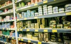Politinė taryba tarsis dėl PVM maisto produktams