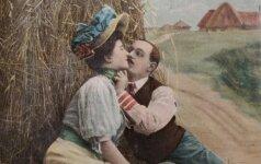 Juokingi sekso patarimai iš 1894 m. knygos sutuoktiniams