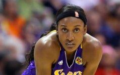 """""""Nuodingos"""" WNBA atmosferos neišlaikiusi krepšininkė šokiravo: lygoje 98 proc. žaidėjų – lesbietės"""