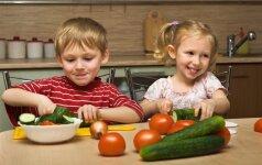 Paaiškėjo, kiek kartų per dieną sveikiausia valgyti vaikams