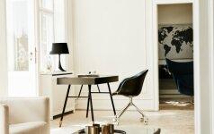 10 patarimų, kaip įsirengti darbo zoną namuose, kurioje būtų gera ir vasarą