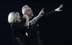 Džordana Butkutė ir Andrius Mamontovas