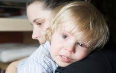 Mama atvirai: vieną vaiką myliu labiau už kitą (psichologės komentaras)