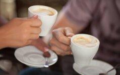 Nustebsite sužinoję – daugiausia kavos išgeria visai ne italai