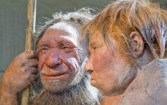 Neandertaliečiai