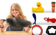 Žaisliukai šunims ir suaugusiesiems