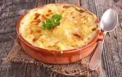 Šis ypatingas bulvių plokštainis – kiekvieno vyro svajonė