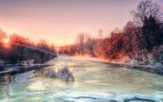 Gražiausias žiemos parkas: vaizdai, dėl kurių verta jį aplankyti