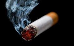 Šį tekstą turėtų perskaityti visi rūkantieji
