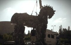 Tel Avivo universitete - šiuolaikinė Trojos arklio versija