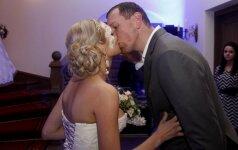 Vestuvinių suknelių šou