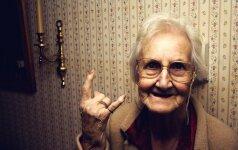 100 metų moteris: Aš žinau, kas yra tikroji meilė (VIDEO)