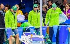 Lietuvos plaukikai – pasaulio čempionato kombinuotos estafetės finale