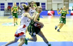 Lietuvos 18-metės pralaimėjo Belgijai, o 16-metės nusileido Serbijai