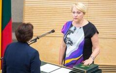 R. Budbergytė: tik patiems Lietuvos gyventojams mokesčiai atrodo labai dideli