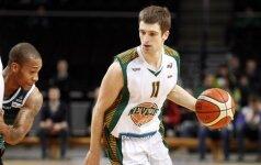 """""""Sūduvos-Mantingos"""" vyrų krepšinio ekipą papildė E. Ežerskis"""