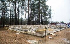 Įžūlumui nėra ribų: statybas pradėjo be jokių leidimų