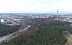 Unikali Vilniaus vieta pagaliau prieinama visiems: ką įdomaus čia rasime?