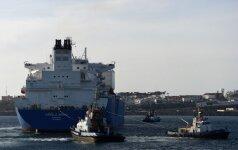 JAV pradėjo tiekti dujas Europai, Azijai ir Pietų Amerikai