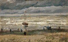 Italijoje po 14 metų rasti pavogti dailininko V. van Gogho paveikslai