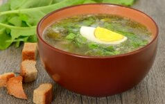 Lieknėjantiems: nekaloringa sriuba