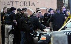 Pareigūnai ieško Bostono maratono sprogdintojo