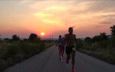Bėgimo į Olimpo kalną maratonas – vienas sunkiausių Graikijoje