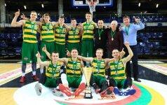RKL B divizione – Kėdainių triumfas