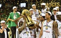 Limožo klubas apgynė Prancūzijos krepšinio čempionų titulą