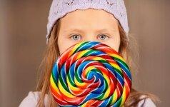 """Tėvų eksperimentas: maiste esanti """"chemija"""" veikia vaikus"""