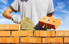 Gyvenamojo namo sienų statybos: plytos ir blokeliai