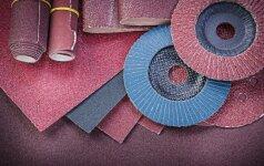 Švitrinis popierius ir jo panaudojimo būdai