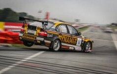 """""""Dynami:t Energy"""" komandai lenktynės kainavo 20 tūkst. eurų"""