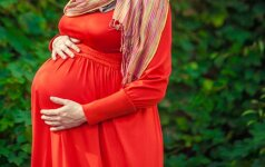 Kuriuos vidaus organus nėštumas labiausiai paveikia