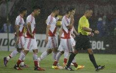 River Plate futbolininkai